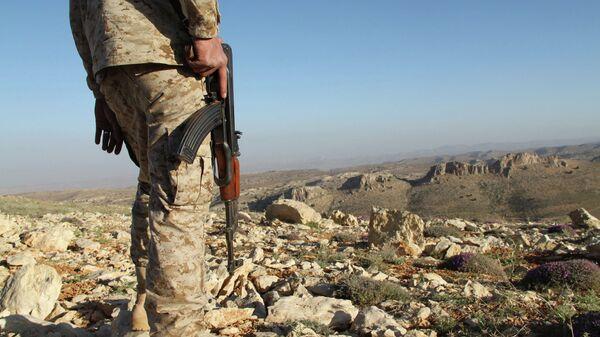 Один день с бойцами Хезболлах