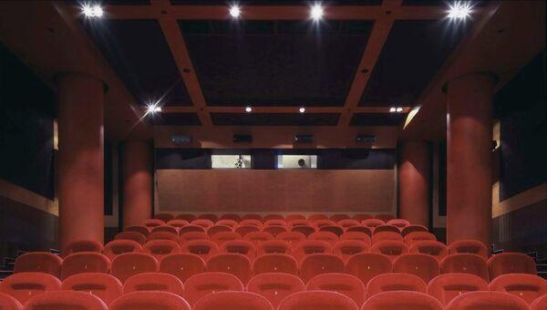 Зрительный зал кинотеатра. Архивное фото