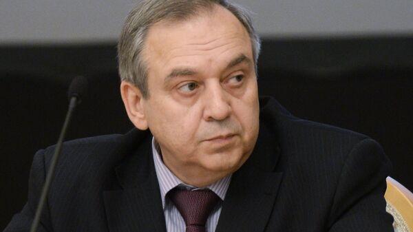 Постоянный представитель Крыма при президенте РФ Георгий Мурадов