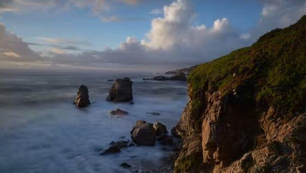 У берегов Калифорнии
