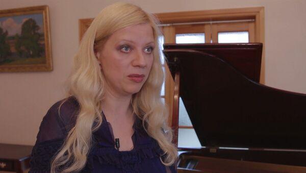 Это гражданская война – американская пианистка Лисица о конфликте в Донбассе