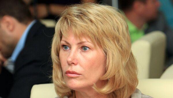 Елена Юрченко. Архивное фото