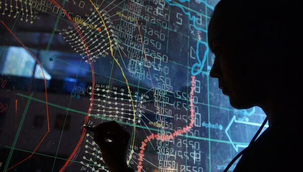 Командный пункт ПВО, архивное фото
