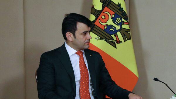 Премьер-министр Молдавии Кирилл Габурич. Архивное фото