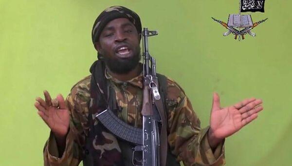 Лидер исламистской группировки Боко Харам Абубакар Шекау