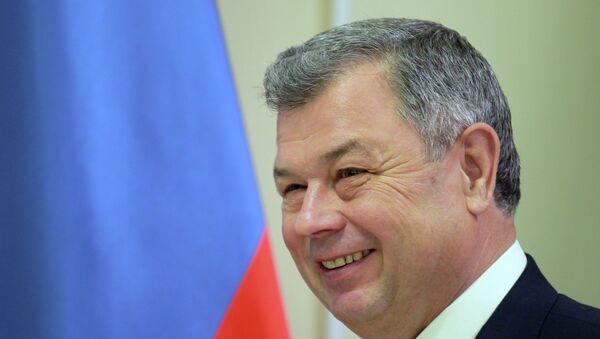 Губернатор Калужской области Анатолий Артамонов. Архивное фото