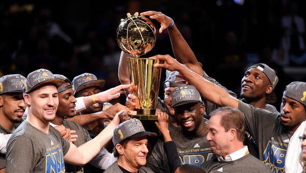 Чемпионы НБА Голден Стэйт Уорриорз