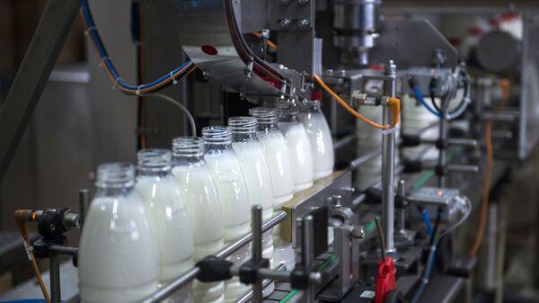 Молочный комбинат