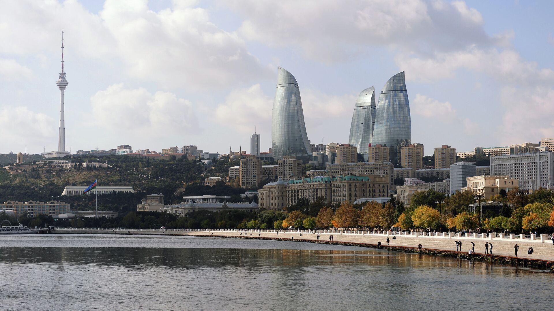 Города мира. Баку - РИА Новости, 1920, 29.07.2020