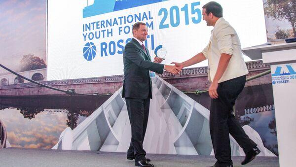 Команда КНР победила в конкурсе проектов энергосистем будущего на ММФ-2015