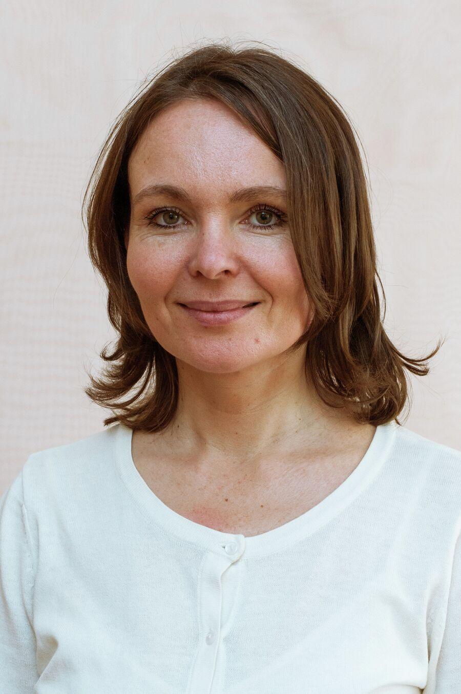 Директор по методической работе детского хосписа «Дом с маяком» Наталья Савва