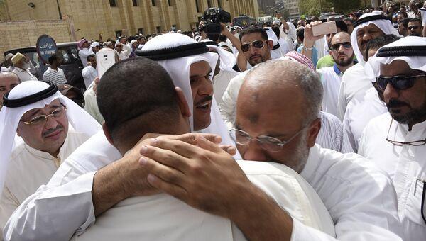 Теракт в мечети Кувейта