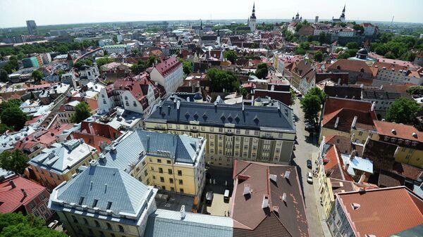 Таллин. Эстония. Архивное фото