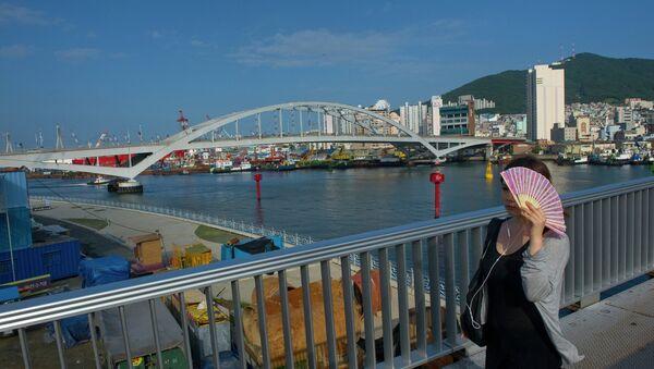 Страны мира. Южная Корея