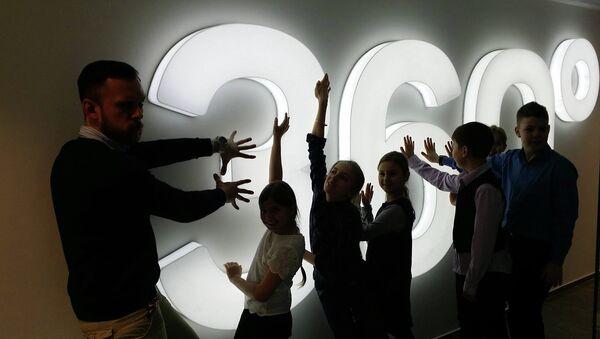 Сотрудники телеканала 360. Архивное фото