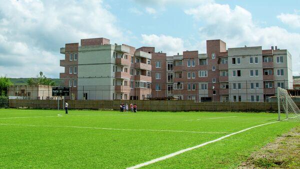 Первый дом, построенный по программе переселения граждан из ветхого и аварийного жилья в КЧР.