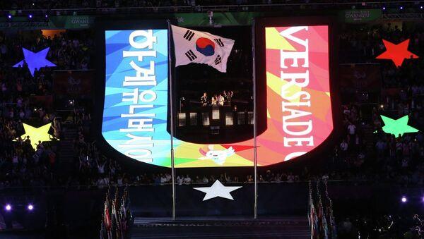 Летняя Универсиада 2015 в Корее. Архивное фото
