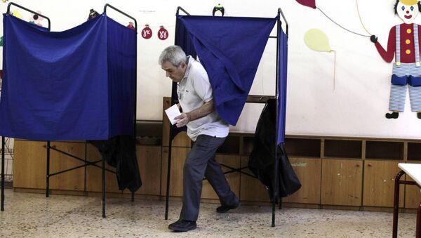 Референдум в Греции. Архивное фото