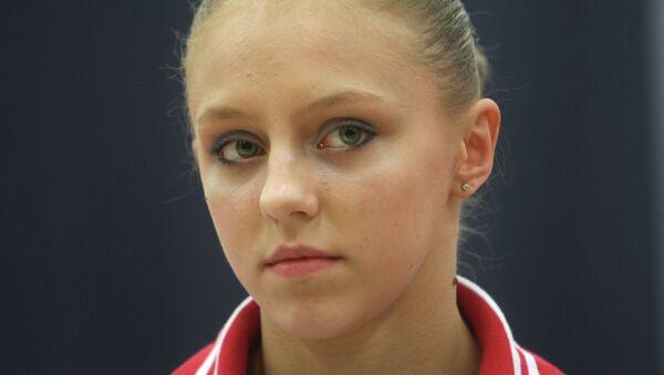 Екатерина Крамаренко. Архивное фото