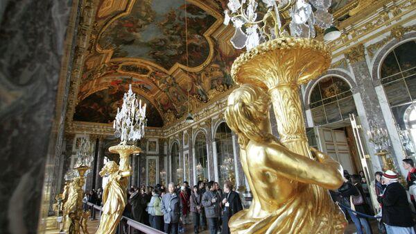 Зеркальный зал, Версальский дворец