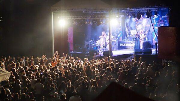 Фестиваль Folk Summer Fest в Гусь-Хрустальный