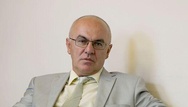 Заместитель председателя Внешэкономбанка Сергей Васильев. Архивное фото