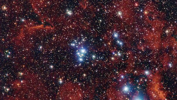 Новое изображение яркой звездной группы в Млечном Пути
