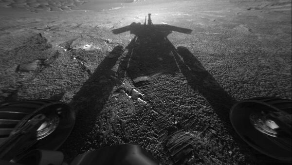 Марсоход НАСА Opportunity