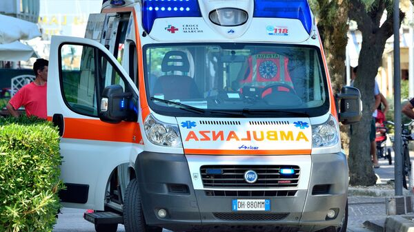 Машина скорой помощи, Италия
