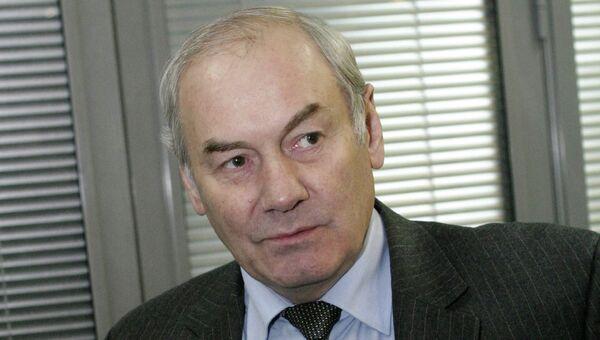 Вице-президент Академии геополитических проблем Леонид Ивашов. Архивное фото