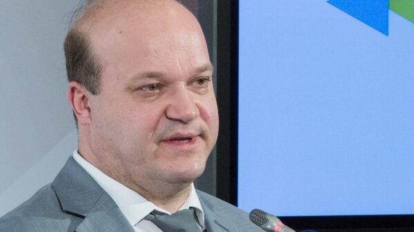 Заместитель главы администрации президента Украины Валерий Чалый