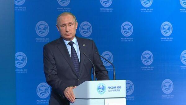 Путин задал риторический вопрос о роли Еврокомиссии в греческом кризисе