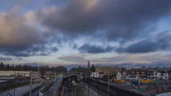 Взгляните на другую сторону Нидерландов