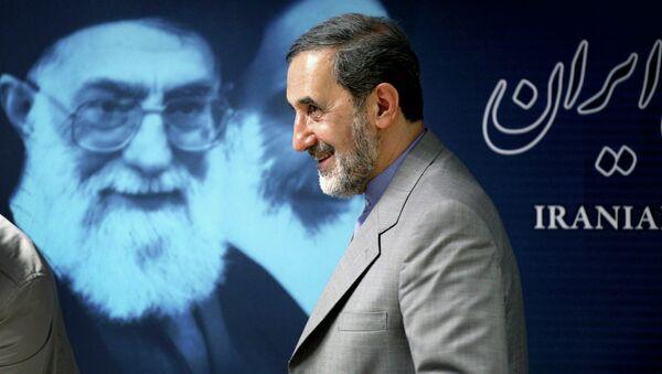 Cоветник по международным вопросам духовного лидера исламской революции в Иране Али Акбар Велаяти. Архивное фото