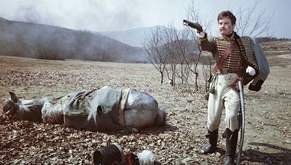 Олег Табаков в фильме Война и мир