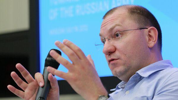 Директор Центра анализа стратегий и технологий Руслан Пухов. Архивное фото