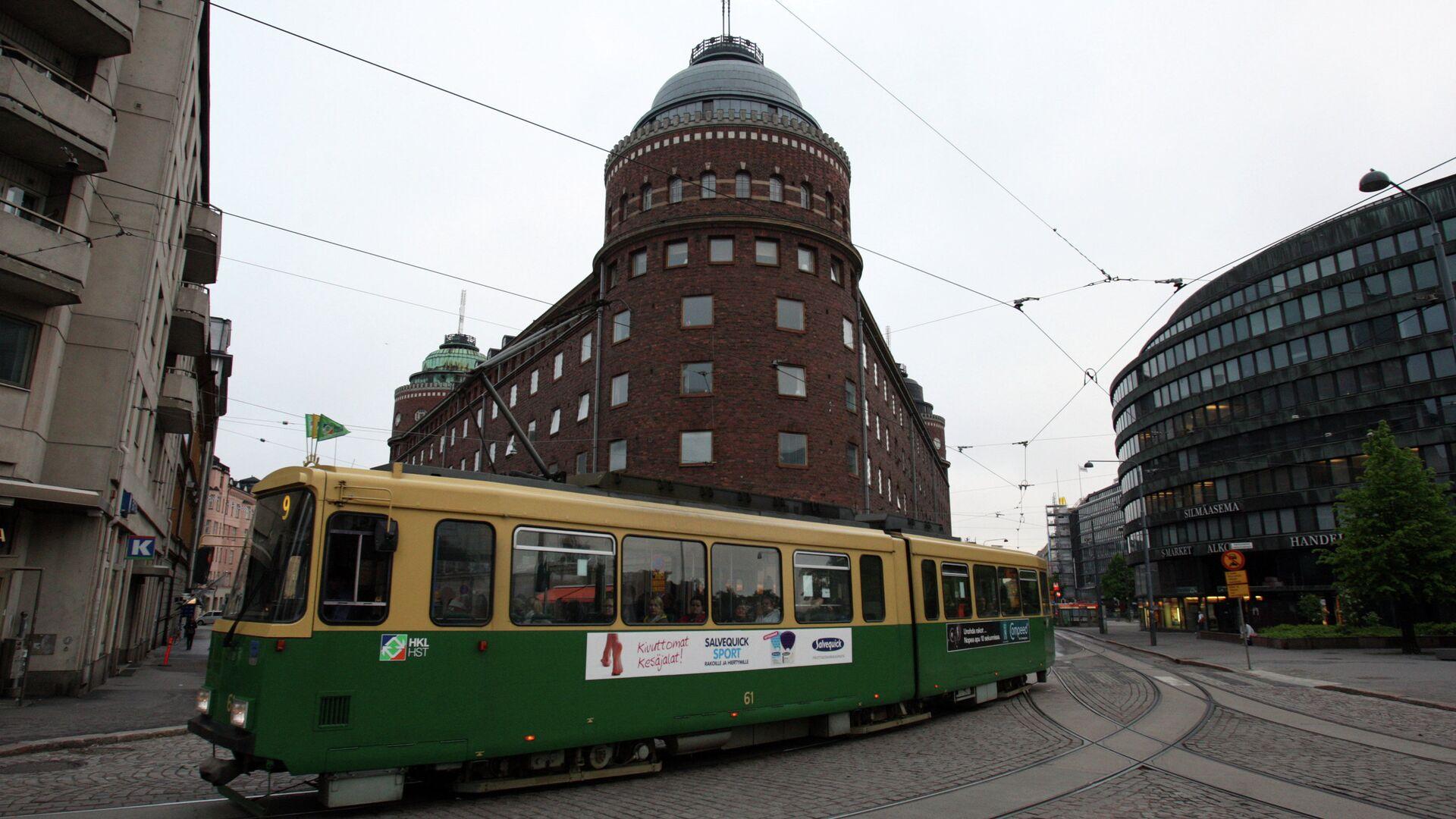 В центре Хельсинки - РИА Новости, 1920, 20.05.2021