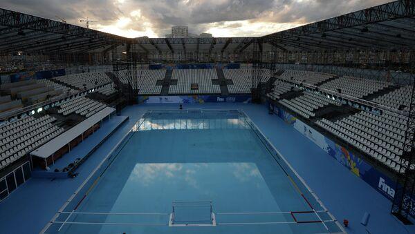 Чемпионат мира по водным видам спорта в Казани. Архивное фото
