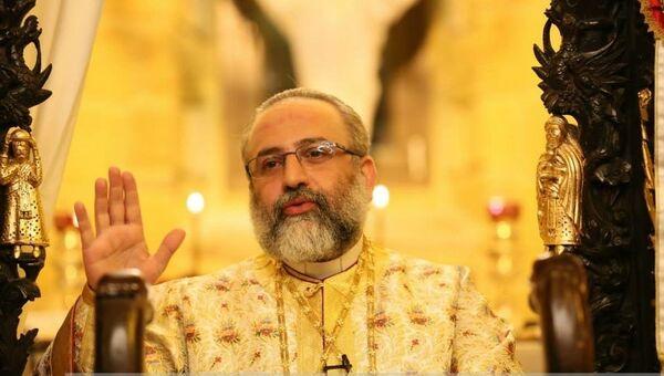 Викарий патриарха Антиохийского и всего Востока, епископ Забаданский Константин (Кайял)