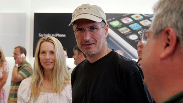Стив Джобс. Архивное фото