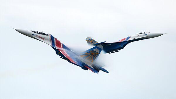 Су-27, архивное фото