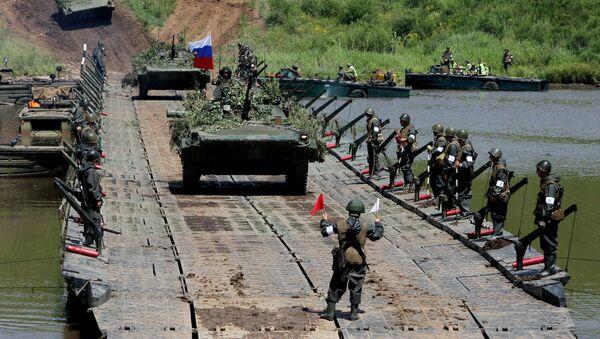 Войска ВВО. Архивное фото