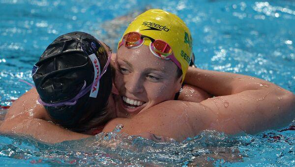 Чемпионат мира FINA 2015. Плавание. Седьмой день. Вечерняя сессия