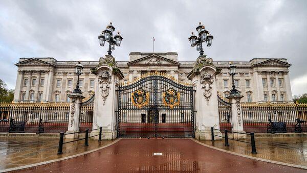 Букингемский дворец, Лондон. Архивное фото