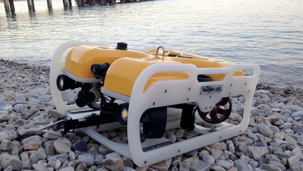 Телеуправляемый подводный аппарат Марлин-350