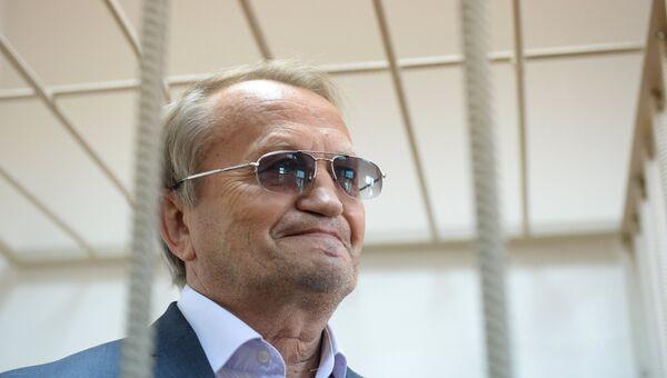 Заместитель губернатора Новгородской области Виктор Нечаев. Архивное фото