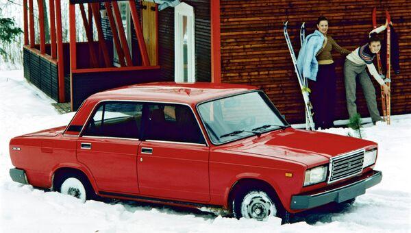 Автомобиль Жигули-2107