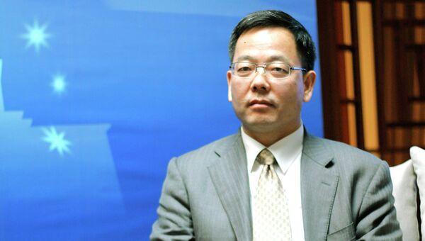 Директор Центра Исследования Университетов Мирового Класса Шанхайского университета Цзяо Тун, профессор Нянь Цай Лю