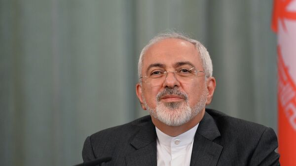 Министр иностранных дел Ирана Мохаммад Джавад Зариф
