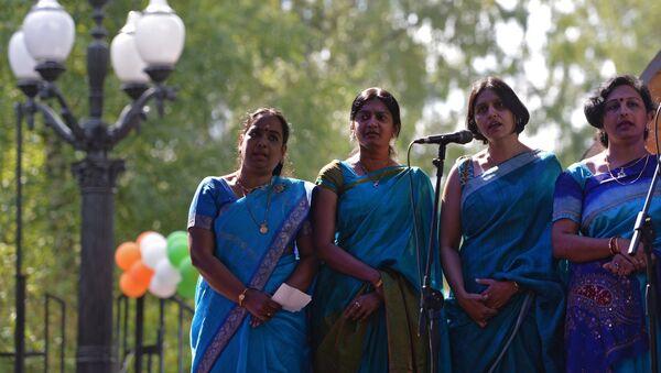 Фестиваль индийской культуры в парке Сокольники